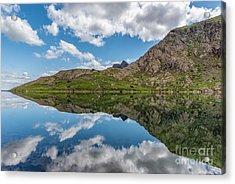 Glaslyn Lake Acrylic Print