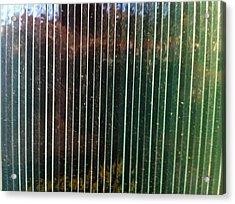 Glass Acrylic Print by Irenemaria