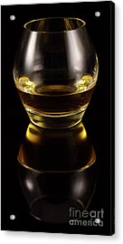 Glass Of Whiskey Acrylic Print