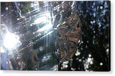 Glass Series #1 Acrylic Print by Emiliano Monchilov
