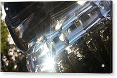 Glass Series #2 Acrylic Print by Emiliano Monchilov