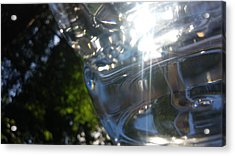 Glass Series #3 Acrylic Print by Emiliano Monchilov