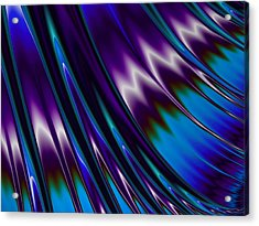 Glassique Acrylic Print by Darren Hayes