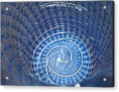 Glassworks 3 Acrylic Print by Marty Koch