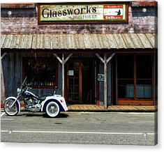 Glassworks Acrylic Print