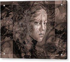 Glaze Acrylic Print