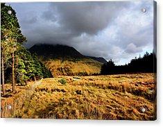 Glen Brittle Acrylic Print