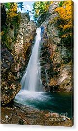 Glen Ellis Falls 1 Acrylic Print