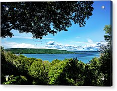 Glen Lake Acrylic Print