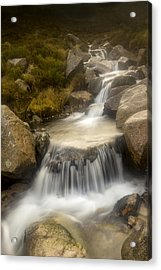 Glen River Nearer To The Source Acrylic Print