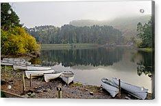Glencorse Reflection. Acrylic Print