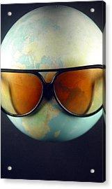 Global Warming Acrylic Print by Jez C Self