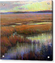 Glorious Appearing Acrylic Print by Greg Barnes