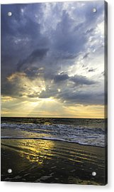 Glorious Beginning Acrylic Print