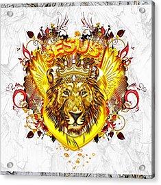 Glorious Jesus Acrylic Print
