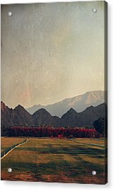 Glorious Light Acrylic Print by Laurie Search