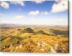 Glorious Tasmania Acrylic Print