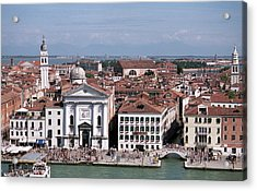 Glorious Venice Acrylic Print