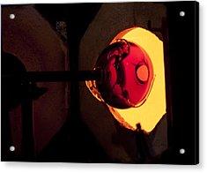 Glory Hole Acrylic Print