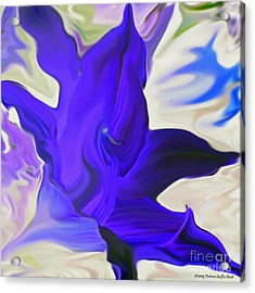 Acrylic Print featuring the photograph Glory I by Patricia Griffin Brett