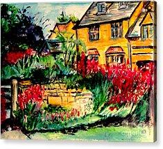 Gloucestershire Acrylic Print