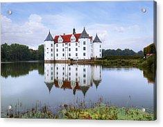 Gluecksburg Castle - Germany Acrylic Print by Joana Kruse