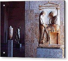 Glyptotek Museum 1 Acrylic Print