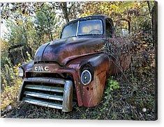 Gmc Truck Acrylic Print