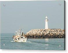 Go Fishing Acrylic Print