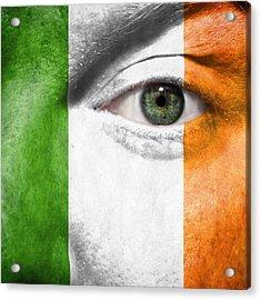 Go Ireland Acrylic Print