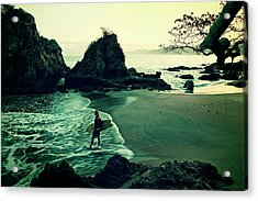 Go Your Own Way Acrylic Print