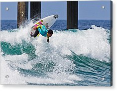 Acrylic Print featuring the photograph Go Your Own Way by Ron Dubin