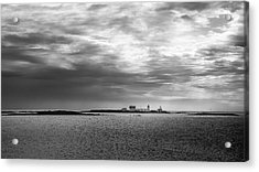 Goat Island Light, Cape Porpoise, Maine Acrylic Print