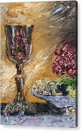 Goblet Acrylic Print