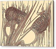 Goblin Acrylic Print by Patrick Guidato