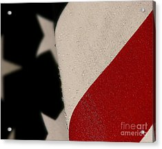 God Bless The U. S. A. Acrylic Print
