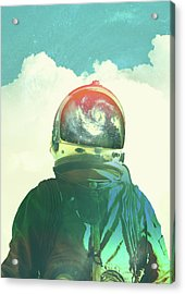 God Is An Astronaut Acrylic Print