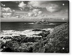 Godrevy Lighthouse 1 Acrylic Print