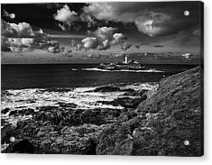Godrevy Lighthouse 2 Acrylic Print