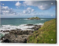 Godrevy Lighthouse 3 Acrylic Print