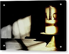 Gods Candle.. Acrylic Print
