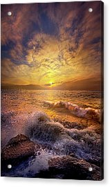 Acrylic Print featuring the photograph Gods Natural Cure by Phil Koch