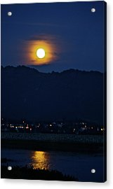 God's Nightlight Acrylic Print