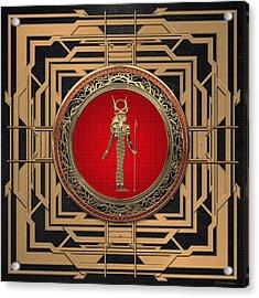 Gods Of Egypt - Hathor Acrylic Print