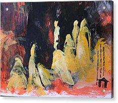 Gods Of The Mountain Acrylic Print