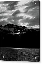 God's Spotlight Acrylic Print