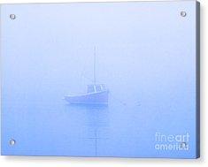 Gog Boat Acrylic Print by John Greim