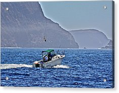 Going Fishing Acrylic Print