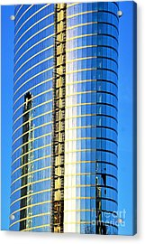 Going Up Nashville2 Acrylic Print