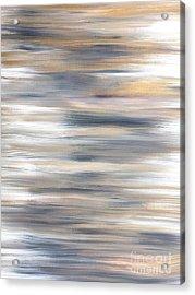 Gold Coast #21 Landscape Original Fine Art Acrylic On Canvas Acrylic Print